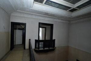 Denkmalgeschützte Villa in Berlin Grunewald   Vorher